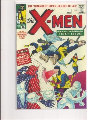 X-Men #1 Facsimilie Cover – a