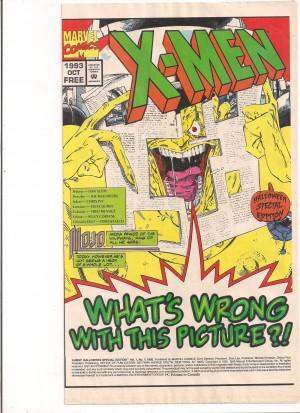 X-Men 1993 Giveaway – a