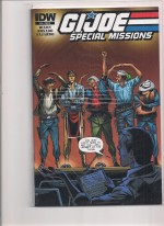 GI Joe Special Missions #24 - a