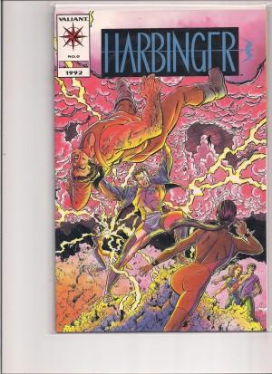 Harbinger 1992 #0 Pink – 1-31-16