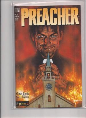 Preacher Euro #1 – a
