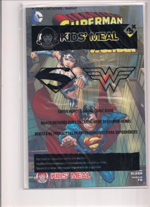 Superman Wonder Woman 2014 Wednys Giveaway – a