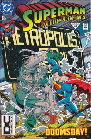Action Comics 1992 684 3rd