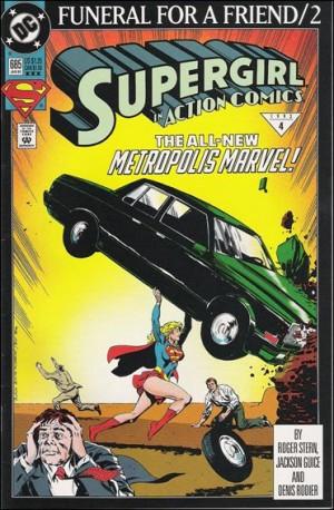 Action Comics 1993 685 3rd