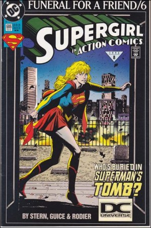 Action Comics 1993 686 2nd
