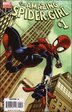 Amazing Spider-Girl 1 2006 1-10 var