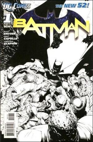 Batman 2001 1 1-200
