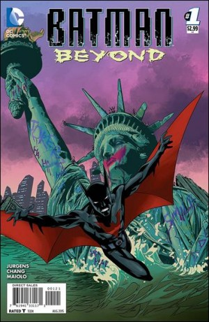Batman Beyond 1 var 2015