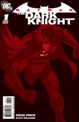 Batman Dark Knight 1 var 2011