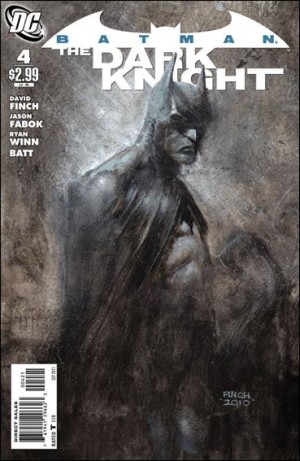 Batman Dark Knight 2011 4 1-25