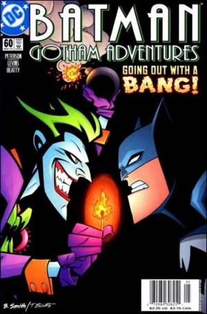 Batman Gotham Adventures 60 2003