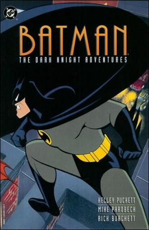 Batman The Dark Knight Adventures 1 1994 TPB
