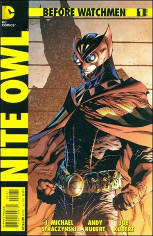 Before Watchmen Nite Owl 1 e 1-200