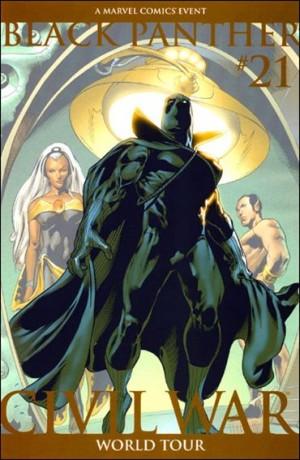 Black Panther 2007 21 var