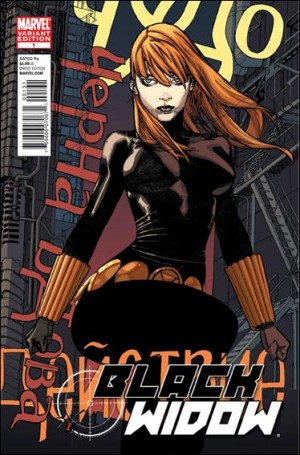 Black Widow 2010 1 c var