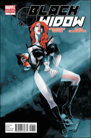Black Widow 2010 7 b var