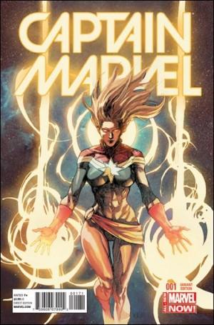 Captain Marvel 2014 1 c var