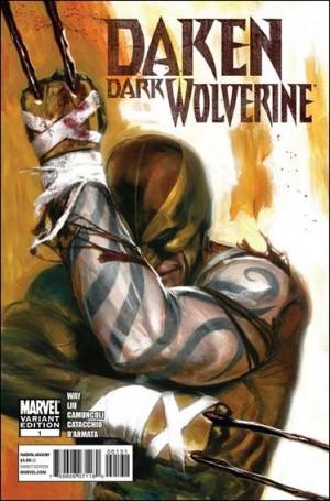 Daken Dark Wolverine 1 var 2010