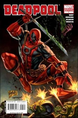 Deadpool 2008 1 var