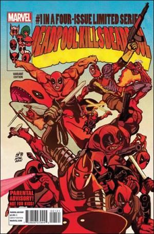 Deadpool 2013 1 var
