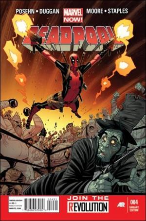 Deadpool 2013 4 var