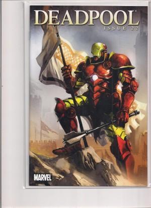 Deadpool #22 var – a