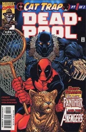 Deadpool 44 2000