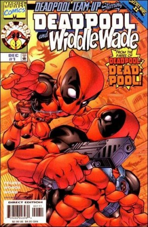 Deadpool teamup 1 1998