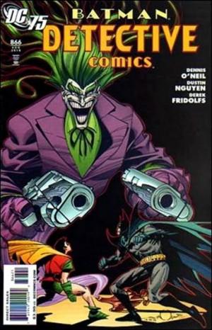 Detective Comics 2010 866 var 2010