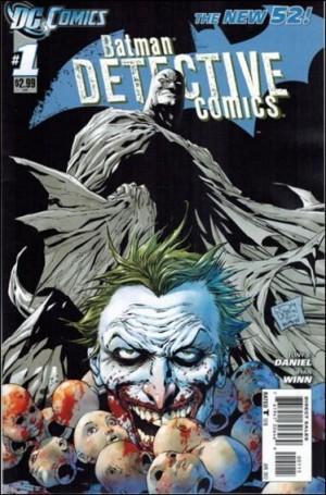 Detective Comics 2011 1 5th print