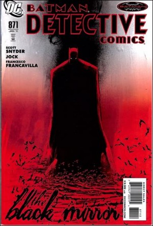 Detective Comics 871 2011 2nd print