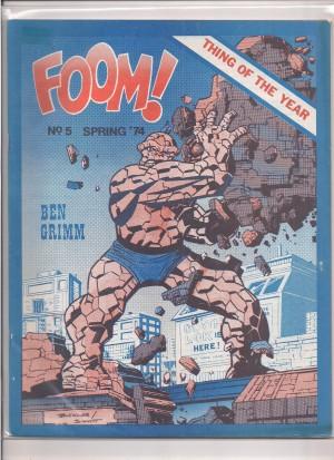 FOOM 1974 #5 – a
