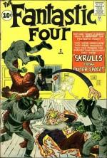 Fantastic Four 1962 2