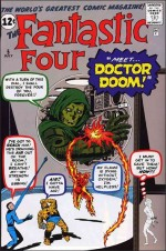 Fantastic Four 1962 5
