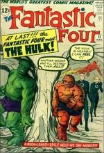Fantastic Four 1963 12