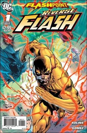 Flashpoint Reverse Flash 1 2011