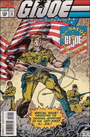 GI Joe A Real American Hero 152