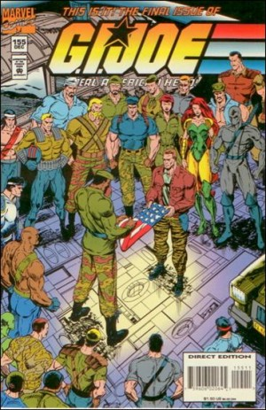 GI Joe A Real American Hero 155 1994