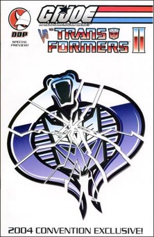GI Joe vs the Transformers 2004 preview