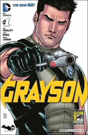 Grayson 1 e 2014 var