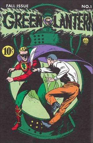 Green Latern 1 1941