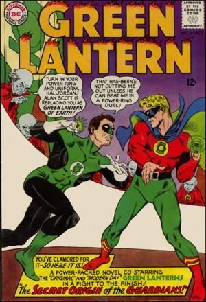 Green Latern 40 1965