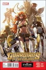 Guardians of the Galaxy 2013 7 d var