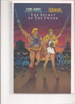 He-Man and Sh-Re Promo 1985 - a