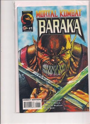 Mortal Kombat Baraka #1 – a