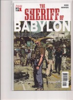 Sheriff of Babylon #1 - a