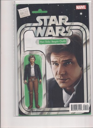 Star Wars  Han Solo 2016 #1 Bespin Outfit – a