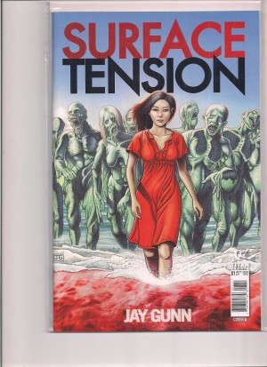Surface Tension #1 Cover A – a