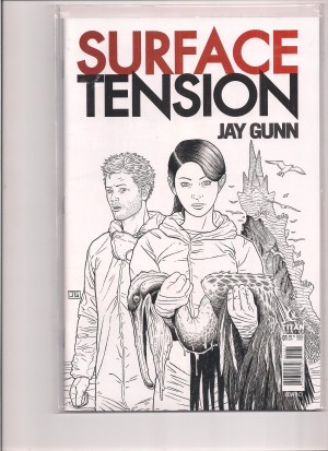 Surface Tension #1 Cover C – a