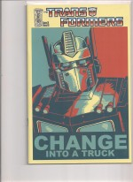 Transformers #1 RI - a SOLD